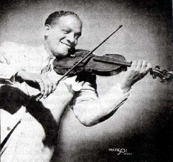 photo of violinist Eddie South