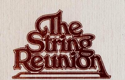 The String Reunion, improvising string orchestra